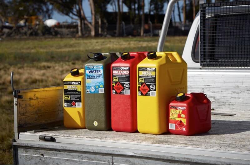 ProQuip Fuel Cans